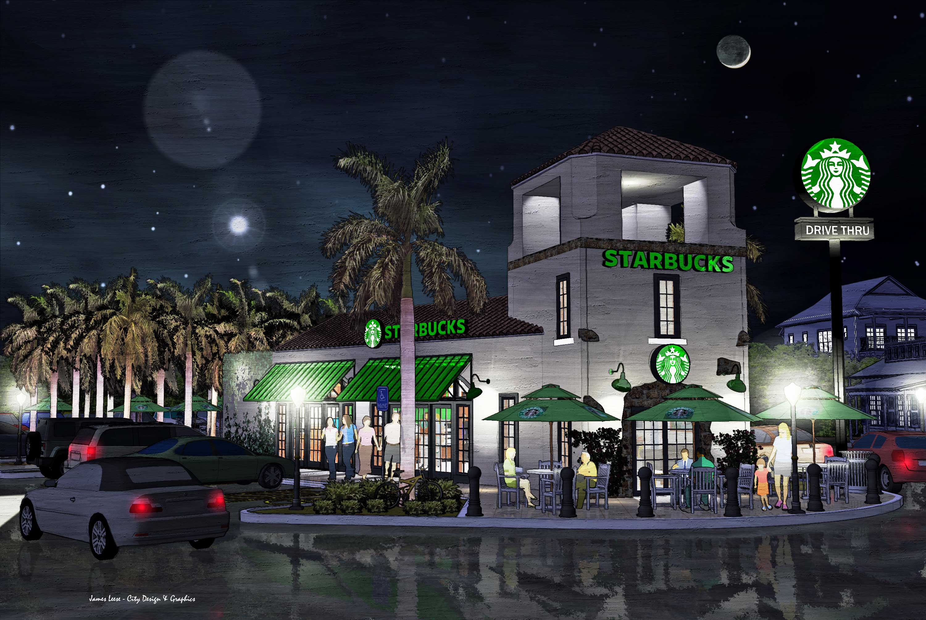Gerard S Starbucks Idea Fort Myers Fl